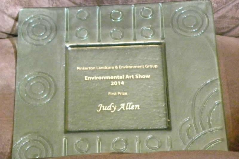 First Prize - Judy Allen