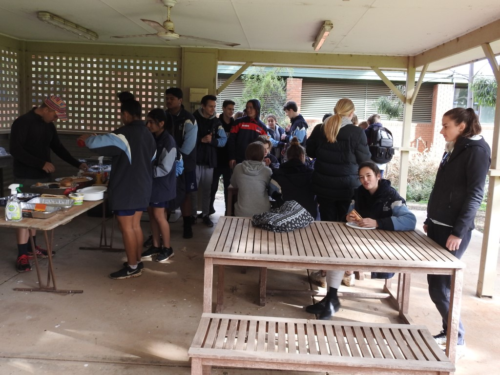 Melton Secondary College BBQ surbiton park 14 June 2019